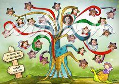 ORLA INFANTIL el árbol de la sabiduría