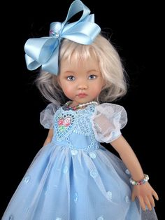 "Dress for Effner 13 Little Darling Betsy McCall 13"" Little Charmers Doll Des 