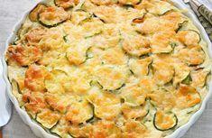 Quiche sans pâte aux courgettes WW, recette d'une délicieuse quiche légère, facile et simple à réaliser pour accompagner un plat de viande ou de poisson.