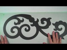 Episode 192 - Wall Art using the Cricut - YouTube