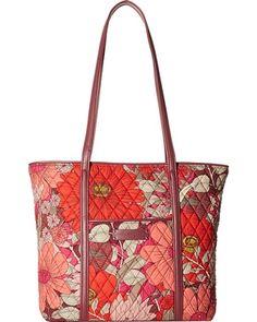 Amazing Deal on Vera Bradley - Small Trimmed Vera (Bohemian Blooms) Tote Handbags