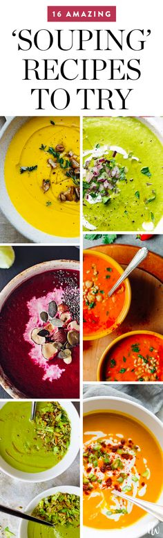 'Souping'  Is the New Juicing (and Here Are 15 Amazing Recipes