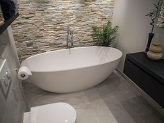 Bad Inspiration, Bathroom Inspiration, Modern Bathroom, Master Bathroom, Bathroom Goals, Bathroom Ideas, Living Styles, House Extensions, Bathroom Interior Design