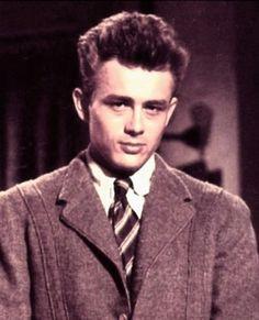 James Dean, in 'East of Eden' 1954
