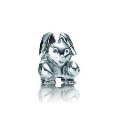 Charm Pandora Argent-Lapin-€19.99