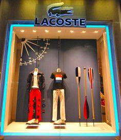 Lacoste - April 2014 - Paris via mesvitrinesnyc.blogspot.it