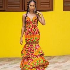 12 Traditional Ethnic Clothes Around the World   Travel and Culture Funky Fashion, Ethnic Fashion, Colorful Fashion, African Fashion, Ethnic Outfits, Ethnic Clothes, Kente Dress, Kente Styles, Mexican Outfit