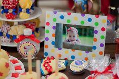 Mairê Silva FOTOGRAFIA: Festa infantil ( Tema cico )