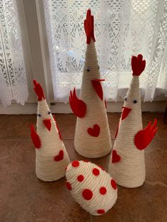 Do przedszkola Easter Arts And Crafts, Christmas Crafts For Kids, Spring Crafts, Christmas Ornaments, Foam Crafts, Diy And Crafts, Crochet Flower Tutorial, Crazy Bird, Crafts For Seniors