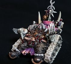 Orlat Vor, The Cannibal Prince of Slaanesh - Ex Profundis