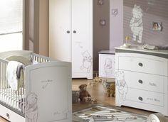 Pokój dziecięcy Sauthon kolekcja Sketchpooh/ kids room