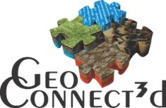 Cross-border, cross-thematic multiscale framework for combining geological models and data for resource appraisal and policy support (GeoConnect³d)   GeoERA