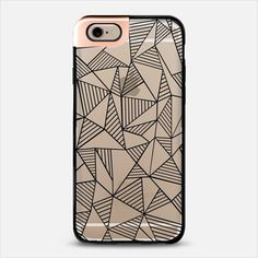 Abstraction Lines METALUXE | @casetify