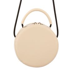 Comfortable Fashion Plain Round Shoulder Bag Lady Split Leather Circular Cross body Bag Teenage Girls Portable Messenger Bag-in Shoulder Bags from Luggage & Bags on Aliexpress.com | Alibaba Group