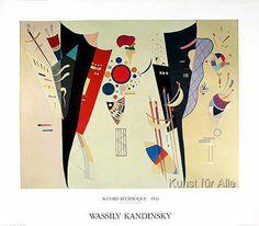 Wassily Kandinsky - Accord Reciproque