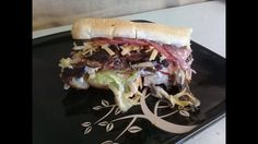 The Ultimate Sub Sandwich