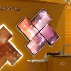 Light Box Display, Chevrolet Logo, Home Decor, Decoration Home, Room Decor, Home Interior Design, Home Decoration, Interior Design