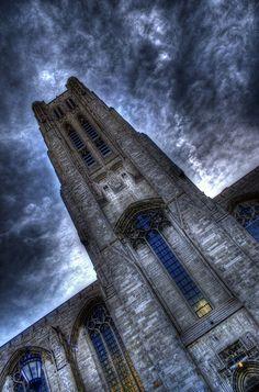 Rockefeller Memorial Chapel   The University of Chicago
