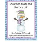 This unit is jam packed with learning concepts for Pre-k to 1st grade kiddos. 106 pages!