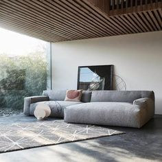 Discover Clay Polvere 90 Longchair Sofa by festamsterdam on CROWDYHOUSE - ✓Unique Design Products Day Returns ✓Buyer Protection ✓Selected by Experts Home And Living, Interior Design, Home Living Room, Furniture, Sofa, Small Space Interior Design, Home, Home Decor, Room