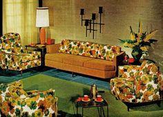Howard-Parlor Custom Furniture, 1966