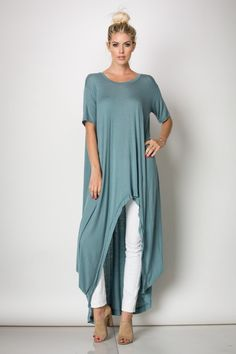 High low tunic(Tunic Top Stylists)