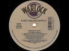 A Guy Called Gerald - Voodoo Ray (Gerald's Rham On Acid Mix)