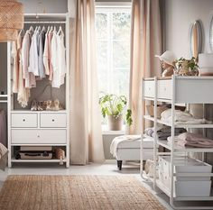 IKEA opbergsysteem ELVARLI