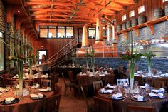 Capability to host parties, receptions, etc. Distillery, Brewery, Host A Party, Receptions, Wonders Of The World, Shelter, Wedding Venues, Parties, Entertaining