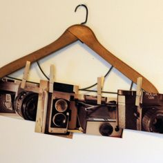 So cute! I am totally doing this for my montage of photography decorations that I will eventually put on a wall in my house.