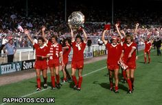 Soccer - Charity Shield - Arsenal v Liverpool - Wembley Stadium 1979