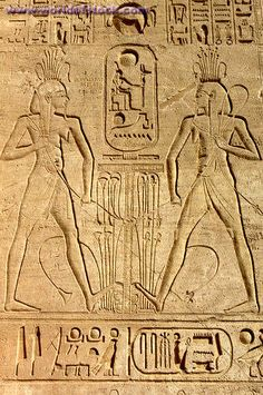 : Greater Temple, Abu Simbel, Egypt.