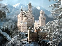 Germany. the REAL Disney Castle.