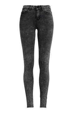 Cool Pieces Jeggings JUST JUTE Sortgr? fra Halens Pieces Underdele til Outlet i fantastisk kvalitet