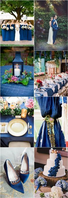 30 Snorkel Blue Wedding Color Ideas for 2016   http://www.deerpearlflowers.com/30-snorkel-blue-wedding-color-ideas-for-2016/