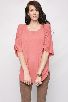 Cute top maybe with scarf