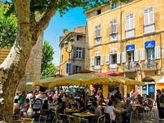 Aix-en-Provence, the South of France