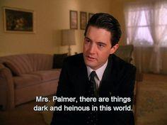 Kyle MacLachlan (Special Agent Dale Cooper) confirms his return to Twin Peaks: http://www.dazeddigital.com/artsandculture/article/23190/1/kyle-maclachlan-confirms-his-return-to-twin-peaks