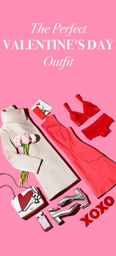 The perfect valentine's day outfit!