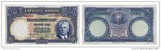 Latvian banknotes
