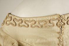 Ensemble (image 6) | British | 1832 | silk | Metropolitan Museum of Art | Accession #:  1988.378a–d