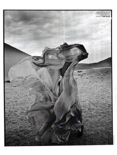 Metamorfosi   Naty Chabanenko   Elina Kechicheva #photography   Marie Claire Italia Aprill 2012