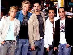 Backstreet Boys - I was madly in love with AJ!!!