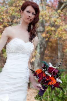 Bride E portrait   Flickr - Photo Sharing!