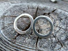 Smilla  °  Earstuds Sterling silver Jewelery, Silver Rings, Etsy, Sterling Silver, Ear Studs, Ear Rings, Jewelry, Jewlery, Jewels
