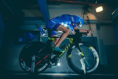 Laura Philipp, Ironman Triathlon, WIndkanal, Scott Bike (Marcel Hilger) #ironman #bike #lauraphilipp #triathlon