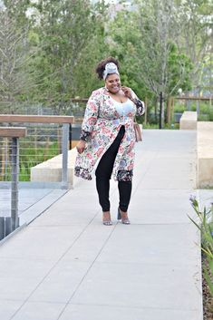 Plus Size Fashion for Women - The Real Sample Size
