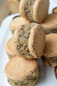 Tobite - Saraberne - Sarah Bernardt - Retete culinare by Teo's Kitchen Small Desserts, No Bake Desserts, Easy Desserts, Delicious Desserts, Dessert Recipes, Yummy Food, Baking Recipes, Cookie Recipes, Sweet Recipes