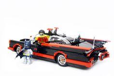 1966 #Batmobile #Batman