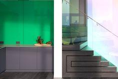 Penthouse Greenwich Peninsula, London SE10   The Modern House